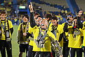 Takanori Sugeno (Reysol), December 3, 2011 - Football : 2011 J.LEAGUE Division 1, Kashiwa Reysol Championship Ceremony at Hitachi Kashiwa Soccer Stadium, Chiba, Japan. (Photo by Daiju Kitamura/AFLO SPORT) [1045]