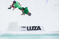 20140406: SLO, Winter sports - Luza 9 at Krvavec