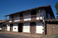 The Museo de Historia y Arte Jose de Obaldia in the town of David, Chiriqui province, Panama