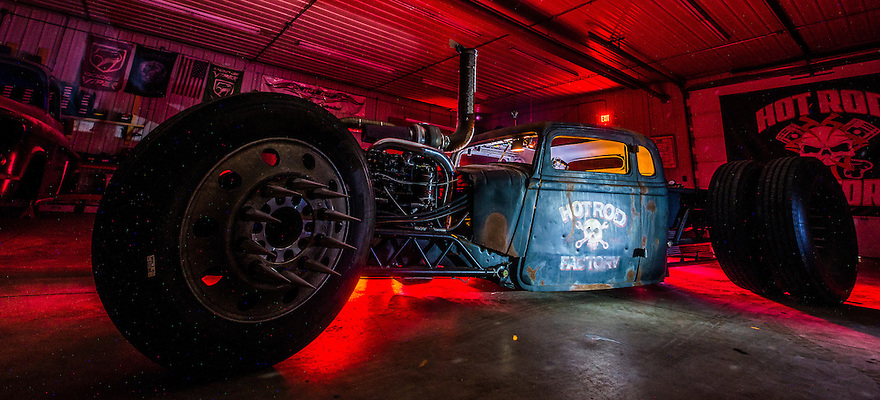 3-Hot Rod Factory Photo Highlights Day 2 Commercial Photography