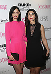 """Niche Media's OCEAN DRIVE MAGAZINE AND DUKE SPIRITS CELEBRATE OCEAN DRIVE'S DECEMBER ISSUE FEATURING COVER STAR KRYSTEN RITTER EVENT PREVIEWS HOLLYWOOD EXPOSED: """"AMERICAN ICONS"""" HELD AT THE W SOUTH BEACH"""