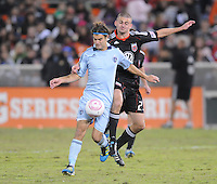 DC United vs Sporting Kansas City October 22 2011