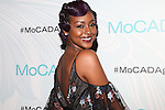 Singer / Model Justine Skye  The Museum of Contemporary African Diasporan Arts (MoCADA) celebrate its 16th anniversary of serving the community through the arts with its 2nd annual MoCADA Masquerade Ball Held at Brooklyn Academy of Music (BAM) Lepercq Ballroom