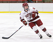 Gina McDonald (Harvard - 10) - The Harvard University Crimson defeated the St. Lawrence University Saints 8-3 (EN) to win their ECAC Quarterfinals on Saturday, February 26, 2011, at Bright Hockey Center in Cambridge, Massachusetts.