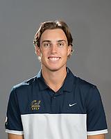 Cal Golf M Portraits, November 7, 2016