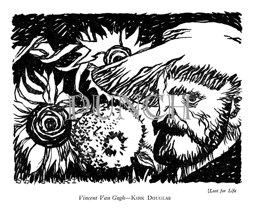 Lust for Life Vincent: Van Gogh--Kirk Douglas