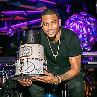 Trey Songz Birthday Celebration at Drai's Nightclub