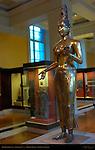 Tara Bodhisattva, Sri Lanka 8th c., Gilded Bronze, British Museum, London, England, UK