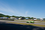 #33 Green Hornet Racing Porsche 911 GT3 Cup: Peter LeSaffre, Anthony Lazzaro