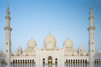 White Mosque, Abu Dhabi