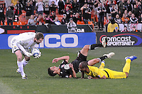 DC United vs Columbus Crew March 19 2011