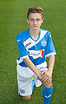 St Johnstone Academy Under 15&rsquo;s&hellip;2016-17<br />Jordan Northcott<br />Picture by Graeme Hart.<br />Copyright Perthshire Picture Agency<br />Tel: 01738 623350  Mobile: 07990 594431