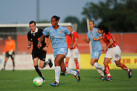 Sky Blue FC vs Washington Freedom July 07 2010