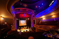 Théâtre du Vaudeville in the heart of Brussels as the Hard Rock Rising semi-finals are set to begin
