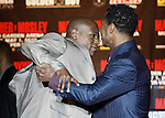 March 2, 2010: Floyd Mayweather vs Shane Mosley Press Conference