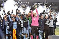 2013 MLS Cup Final, Sporting KC vs Real Salt Lake, December 7, 2013