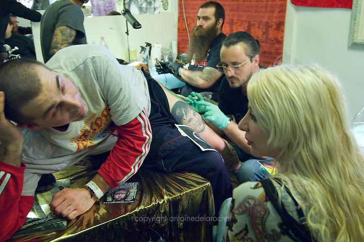 tattoo convention