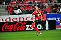 Jungo Fujimoto (Grampus), MARCH 10, 2012 - Football /Soccer : 2012 J.LEAGUE Division 1 ,1st sec match between Nagoya Grampus 1-0 Shimizu S-Pulse at Toyota Stadium, Aichi, Japan. (Photo by Jun Tsukida/AFLO SPORT) [0003]