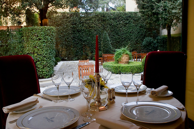 Mar relais le jardin viesti associates for Restaurant le jardin italien