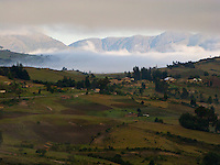 Rural landscape - Boyaca - Colombia
