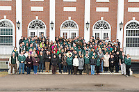 20140405 UVM Custodial Department Group Photos