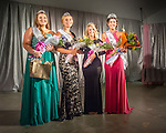 Opening day 78th Amador County Fair, Plymouth, Calif.<br /> <br /> Miss Amador Scholarship Pageant<br /> <br /> Miss Amador and her court:<br /> <br /> 3rd runner up and Miss Congeniality: Bailey Mitchell<br /> 2nd runner up Angie Kay Lyman<br /> 1st runner up Kristina Woolsey<br /> Miss Amador Sydney Julien