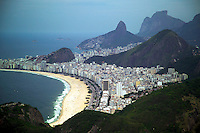 Rio de Janeiro, Brazil, October 2004. The bustling city of Rio de Janeiro has the famous beach of Copa Cabana as well as very poor people in favella's, slums.  Photo by Frits Meyst/Adventure4ever.com