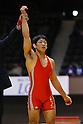 Tatsuhiro Yonemitsu, DECEMBER 22, 2011 - Wrestling : All Japan Wrestling Championship Men's Free Style -66kg Final at 2nd Yoyogi Gymnasium, Tokyo, Japan. (Photo by YUTAKA/AFLO SPORT) [1040]