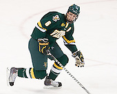 Kyle Medvec (Vermont - 6) - The Boston College Eagles defeated the visiting University of Vermont Catamounts 6-0 on Sunday, November 28, 2010, at Conte Forum in Chestnut Hill, Massachusetts.