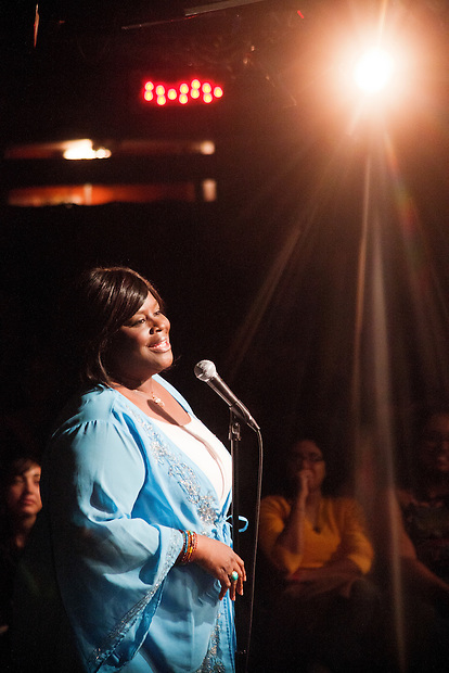 Retta - Whiplash - May 7, 2012 - UCB Theater - New York