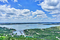 This is another aerial image of Lake Travis with Sometime Island almost gone.  The lake still needs to come up another four feet before it will disappear but it is a nice site for a change.