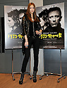 Nanao,  Jan 30, 2012 : Japanese model Nanao attends the Japan premiere for the film &quot;The girl with the dragon tattoo&quot; in Tokyo, Japan, on January 30, 2012.