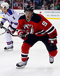 March 19, 2008: New York Rangers at New Jersey Devils