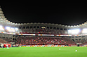 Kashima Soccer Stadium, SEPTEMBER 18, 2011 - Football / Soccer : A general view inside of Kashima Soccer Stadium before the 2011 J.League Division 1 match between Kashima Antlers 1-1 Nagoya Grampus Eight in Ibaraki, Japan. Because there is a falling hazard due to earthquakes, lights removed from the roof were installed temporarily on four corners of the upper stands. (Photo by AFLO)