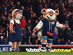 Broxi Bear and Mrs Broxi Bear mascots, 1998