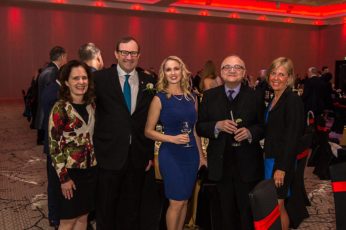 Ottawa, ON - April 7, 2017 - 2017 Canadian Paralympic Hall of Fame Sport Awards. Photo: Brittany Gawley/Canadian Paralympic Committee