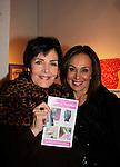 11-06-14 ArtShare for HeartShare - Linda Dano in memory of Vivien Stern - Rosanna Scotto