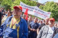 2015/06/09 Wirtschaft | Siemens-Arbeiter gegen Entlassungen