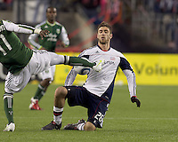 New England Revolution vs Portland Timbers April 02 2011