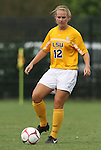 20 September 2009: LSU's Brittany Lowe. The Duke University Blue Devils played the Louisiana State University Tigers to a 2-2 tie after overtime at Koskinen Stadium in Durham, North Carolina in an NCAA Division I Women's college soccer game.