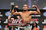 November 19, 2010: UFC 123 Weigh-Ins
