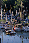 Bayfield Ontario Marina on Bayfield River