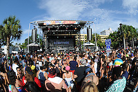 FORT LAUDERDALE FL - JULY 30: DJ Giraffage performs during The Mad Decent Block Party at Revolution on July 30, 2016 in Fort Lauderdale, Florida. Credit: mpi04/MediaPunch