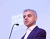 Sadia Khan addresses the first Knife Crime Summit <br /> London 2016 <br /> MOPAC <br /> at Friend's Meeting House, London, Great Britain <br /> 13th October 2016 <br /> <br /> Sadiq Khan <br /> Mayor of London <br /> <br /> Sophie Linden <br /> Deputy Mayor for Policing &amp; Crime <br /> <br /> Yvonne Lawson - founder of Godwin Lawson Foundation <br /> whose son was killed in a knife attack in Stamford Hill in March 2010. <br /> <br /> Reiss Hall (youth Chair) <br /> <br /> Photograph by Elliott Franks <br /> Image licensed to Elliott Franks Photography Services