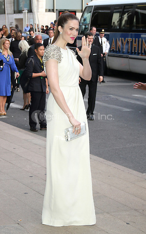 June 04, 2012: Mandy Moore attends the 2012 CFDA Fashion Awards at Alice Tully Hall Lincoln Center in New York City. © RW/MediaPunch Inc. ****NO GERMANY***NO AUSTRIA****