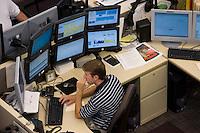 PPL Energy Trading floor