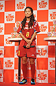 Homare Sawa (JPN), September 14, 2011 - Football / Soccer : press conference for &quot;King Cup&quot; at Shinagawa Tokyo, Japan. (Photo by Atsushi Tomura/AFLO SPORT) [1035]
