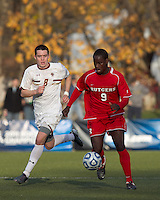 Boston College vs Rutgers University November 20 2011