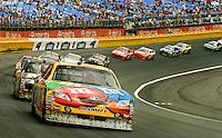 Coca-Cola Classic 600 50th Anniversary NASCAR race