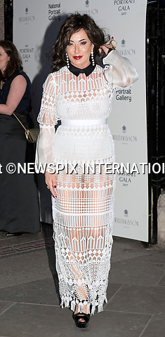 28.03.2017; London, UK: NANCY DELL'OLIO <br /> attends a fundraising gala at the National Portrait Gallery, London<br /> Mandatory Photo Credit: &copy;Francis Dias/NEWSPIX INTERNATIONAL<br /> <br /> IMMEDIATE CONFIRMATION OF USAGE REQUIRED:<br /> Newspix International, 31 Chinnery Hill, Bishop's Stortford, ENGLAND CM23 3PS<br /> Tel:+441279 324672  ; Fax: +441279656877<br /> Mobile:  07775681153<br /> e-mail: info@newspixinternational.co.uk<br /> Usage Implies Acceptance of OUr Terms &amp; Conditions<br /> Please refer to usage terms. All Fees Payable To Newspix International